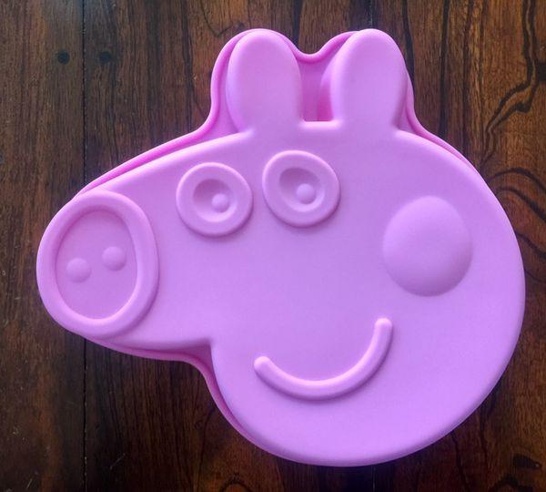 Pig Cake Pan Mold