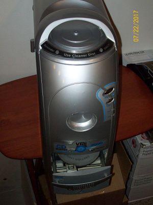 Venmill VMI 3500 CD DVD Video Game Disc Repair Machine