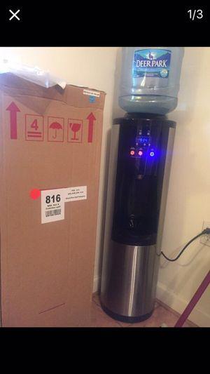 Brand New Digital Water Dispenser w/ Clock