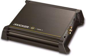 Mono block 1000.1 amp kicker