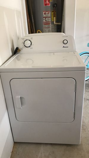 LIKE NEW WASHER AND DRYER!