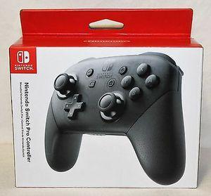 New Nintendo Pro Controller