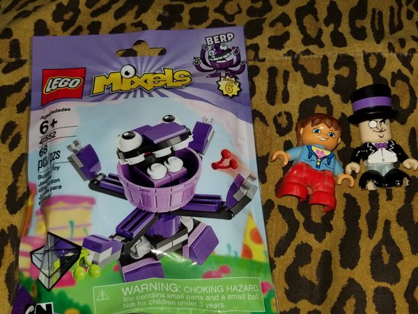 Lego mixel 41552 and 2 other lego figure (Games & Toys) in Chandler ...