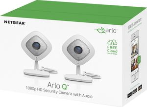 Arlo Q two (2) pack 1080 p