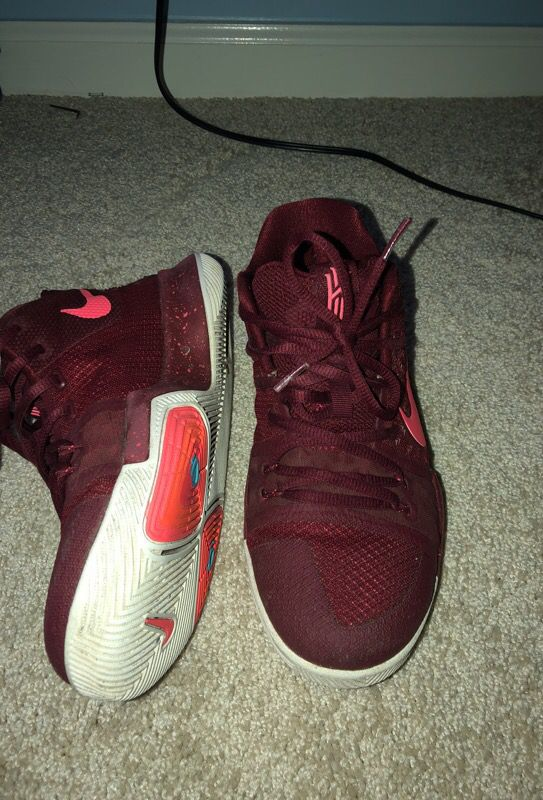 Kyrie 3 size 5.5