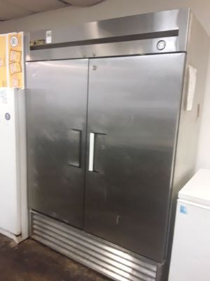 2 door True refrigerator 54w 78h 30d
