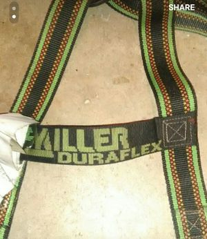Miller duraflex safety harness