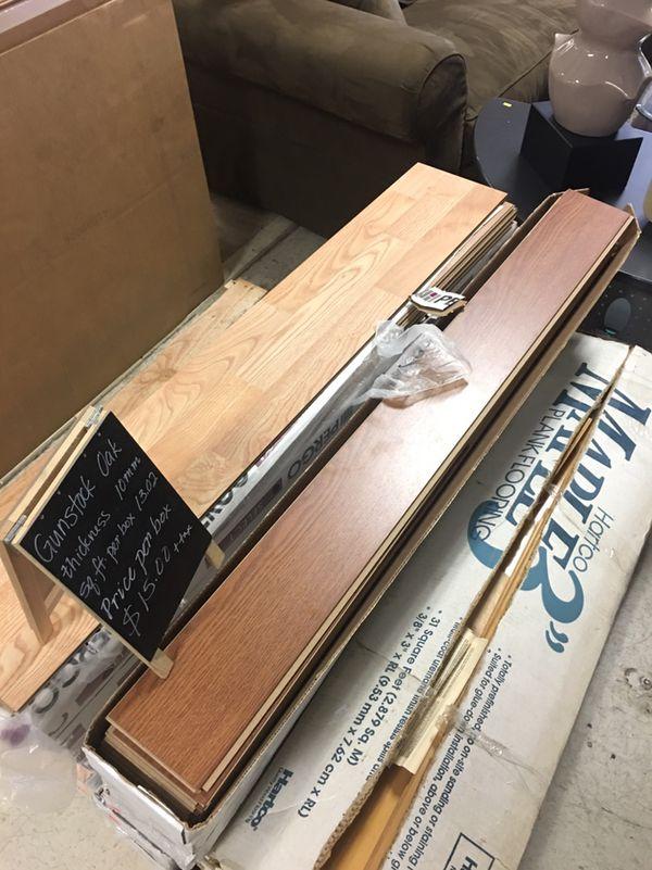 hardwood wide random sq reflections p solid thick gunstock x ft natural floors bruce oak case in length flooring