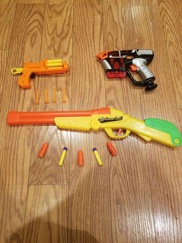 Fun and Awesome! Nerf Guns