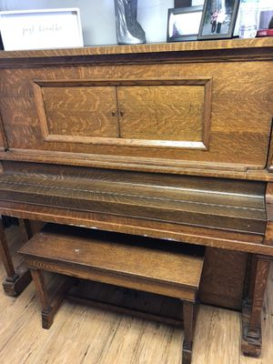 Upright player piano for sale