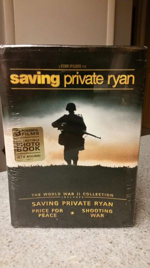 Saving Private Ryan DVD!