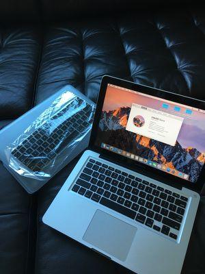 "2013 MacBook Pro 13"" / 2.3ghz i5 / 16gb / 1 TB hard drive / Mac OS Sierra / Free programs! / NEW CASE"