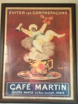 FREE: Reprint European Vintage Art Poster