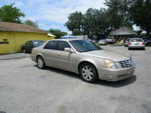 Tow Yard Impound ref# $4325 Cadillac 2005 DTS all luxury runs drives Calltxt3218379974 share please www.facebook/OcoeeDeals pickerstv.com
