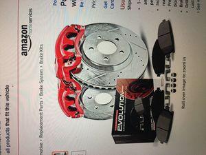 Power stop brakes