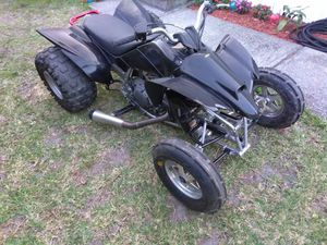 Yfz450 only sell plastic