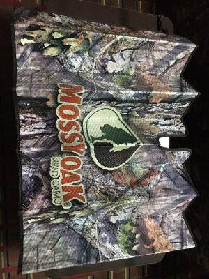 Mossy Oak car or truck sun visor