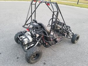 Go car golf cart 110cc go buggy