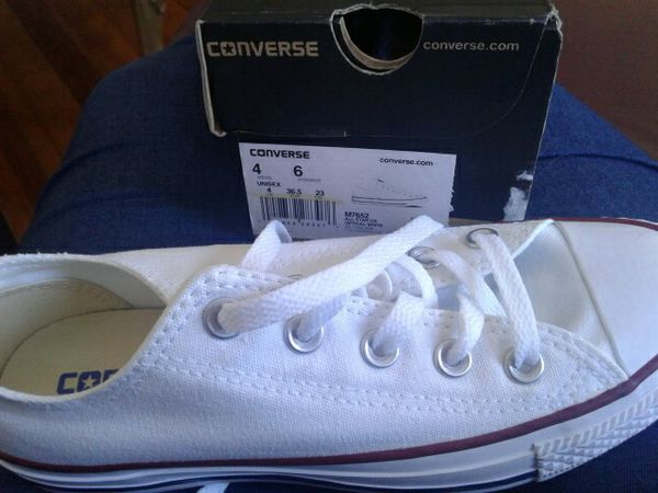 5f996011108 Brand New Converse Size 4 mens   womens size 6 (Clothing   Shoes) in  Woonsocket