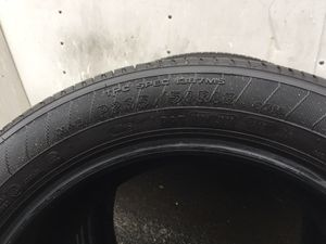 I have a good Used Tire Goodyear 235/50/R18