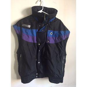 Spyder Jacket Vest Sz XL