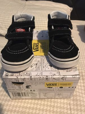 Vans Peanuts Collection