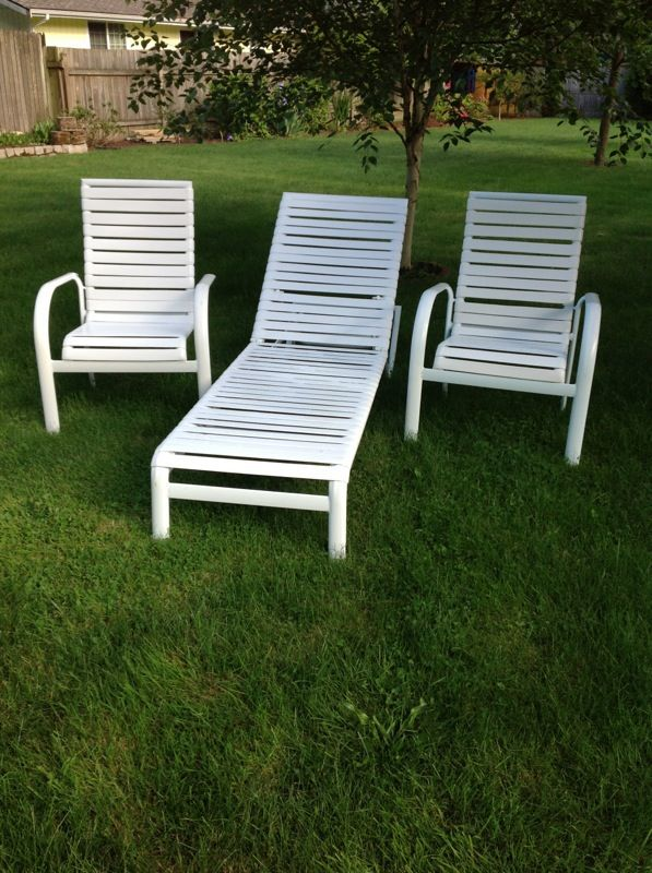 Perfect condition lawn set furniture in federal way for Furniture in federal way