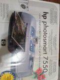 NEW PRINTER HP PHOTOSMART 7550