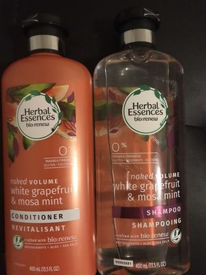 2 herbal essences