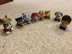 Paw Patrol (water spray )