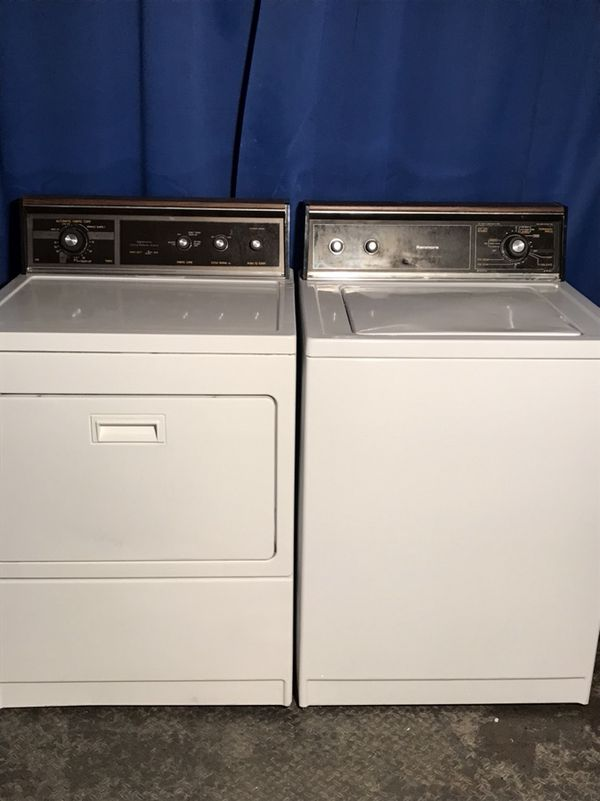 Kenmore Washer and Dryer *Free Delivery w Trade-in *30 Day Warranty ...