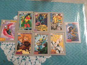 Dc comics cards