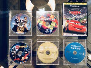 Wii Games: Star Wars, Lego Batman, Just Dance & More