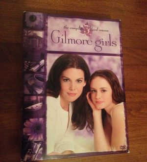 Gilmore Girls Season 3 in Mint Condition