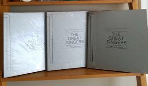 The Easton Press Vinyl Record LP Box Sets
