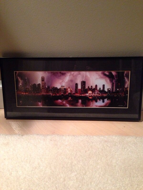 Wall Decor Framed Picture Household In Homer Glen Il