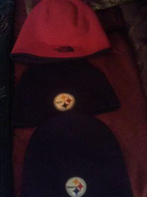 3 hats for ten nf reversible