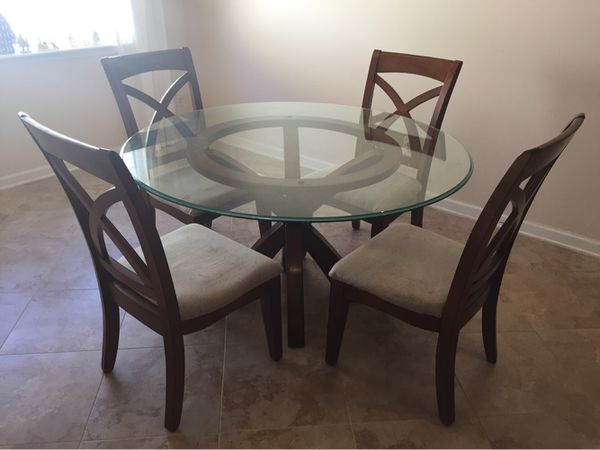 Dining Room Table 4 Chairs Furniture In Jacksonville FL