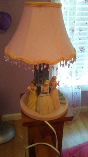 Little girls lamp