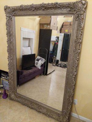 Huge Stylish Mirror