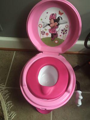 Potty for girls