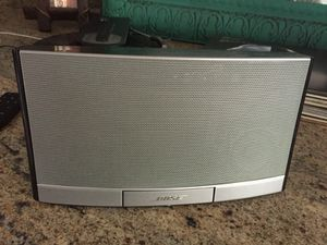 Bose sounddock portable - like new