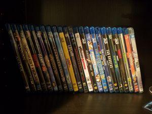 23 3D blu-ray movies