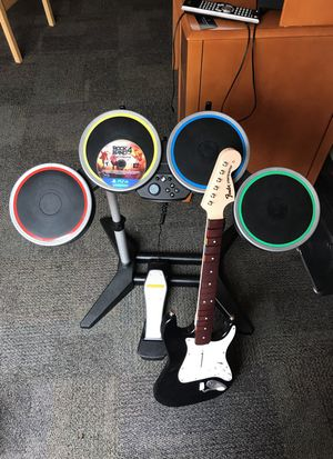 Rock Band 4 Bundle for PS4