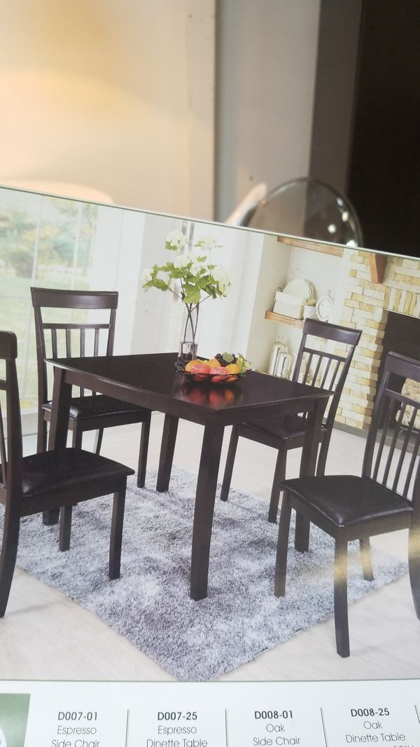 DINING TABLE SET Furniture In Queens NY