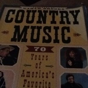 Foreward by Garth 70 years of country music