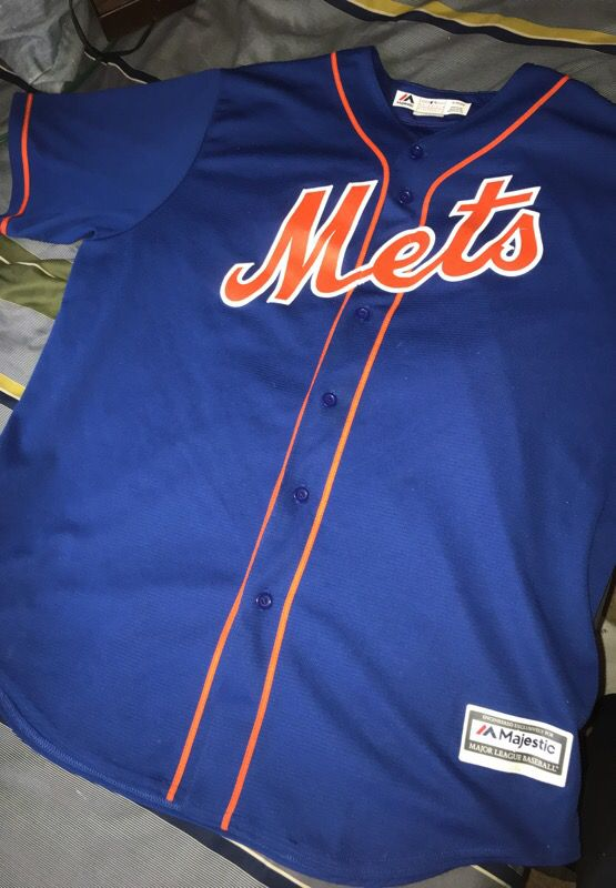 Official MLB Mets Jersey