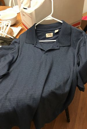 Three polos men shirts