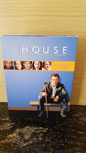 House - season 1 & pilot DVD set