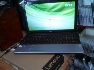 Laptop nueva y usada